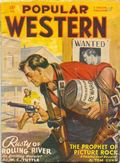 Popular Western (1934-1953 Better Publications) Pulp Vol. 36 #1