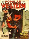 Popular Western (1934-1953 Better Publications) Pulp Vol. 36 #2