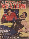 Popular Western (1934-1953 Better Publications) Pulp Vol. 36 #3