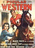 Popular Western (1934-1953 Better Publications) Pulp Vol. 37 #1