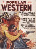 Popular Western (1934-1953 Better Publications) Pulp Vol. 37 #2