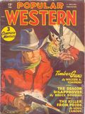 Popular Western (1934-1953 Better Publications) Pulp Vol. 38 #1