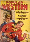 Popular Western (1934-1953 Better Publications) Pulp Vol. 38 #2