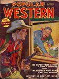 Popular Western (1934-1953 Better Publications) Pulp Vol. 39 #1