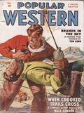 Popular Western (1934-1953 Better Publications) Pulp Vol. 39 #3