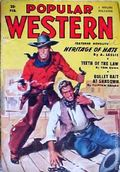 Popular Western (1934-1953 Better Publications) Pulp Vol. 40 #1