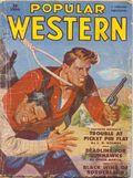 Popular Western (1934-1953 Better Publications) Pulp Vol. 40 #2