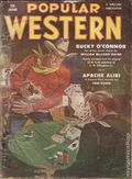 Popular Western (1934-1953 Better Publications) Pulp Vol. 40 #3