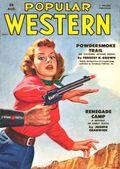 Popular Western (1934-1953 Better Publications) Pulp Vol. 41 #1