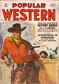 Popular Western (1934-1953 Better Publications) Pulp Vol. 41 #2