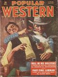 Popular Western (1934-1953 Better Publications) Pulp Vol. 41 #3
