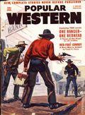 Popular Western (1934-1953 Better Publications) Pulp Vol. 43 #3