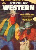 Popular Western (1934-1953 Better Publications) Pulp Vol. 44 #1