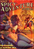 Spicy Adventure Stories (1934-1942 Culture Publications) Pulp Vol. 1 #6