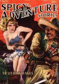 Spicy Adventure Stories (1934-1942 Culture Publications) Pulp Vol. 3 #2