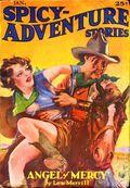 Spicy Adventure Stories (1934-1942 Culture Publications) Pulp Vol. 3 #4