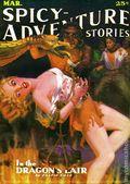 Spicy Adventure Stories (1934-1942 Culture Publications) Pulp Vol. 3 #6