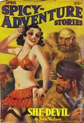 Spicy Adventure Stories (1934-1942 Culture Publications) Pulp Vol. 4 #1