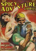 Spicy Adventure Stories (1934-1942 Culture Publications) Pulp Vol. 4 #2