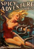 Spicy Adventure Stories (1934-1942 Culture Publications) Pulp Vol. 4 #5