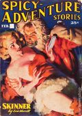 Spicy Adventure Stories (1934-1942 Culture Publications) Pulp Vol. 5 #5