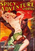Spicy Adventure Stories (1934-1942 Culture Publications) Pulp Vol. 6 #6
