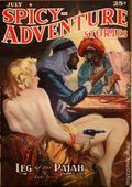 Spicy Adventure Stories (1934-1942 Culture Publications) Pulp Vol. 10 #3