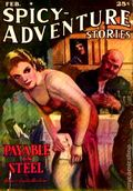Spicy Adventure Stories (1934-1942 Culture Publications) Pulp Vol. 11 #4