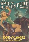 Spicy Adventure Stories (1934-1942 Culture Publications) Pulp Vol. 12 #6