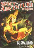 Spicy Adventure Stories (1934-1942 Culture Publications) Pulp Vol. 13 #6