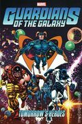 Guardians of the Galaxy Tomorrow's Heroes Omnibus HC (2019 Marvel) 1-1ST