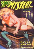 Spicy Mystery Stories (1934-1942 Culture Publications) Pulp Vol. 1 #2