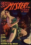 Spicy Mystery Stories (1934-1942 Culture Publications) Pulp Vol. 1 #3