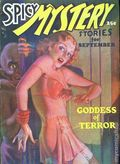 Spicy Mystery Stories (1934-1942 Culture Publications) Pulp Vol. 1 #5