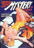 Spicy Mystery Stories (1934-1942 Culture Publications) Pulp Vol. 1 #6