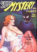 Spicy Mystery Stories (1934-1942 Culture Publications) Pulp Vol. 2 #1