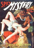 Spicy Mystery Stories (1934-1942 Culture Publications) Pulp Dec 1935