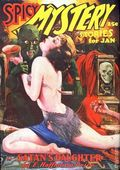 Spicy Mystery Stories (1934-1942 Culture Publications) Pulp Vol. 2 #3