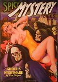 Spicy Mystery Stories (1934-1942 Culture Publications) Pulp Mar 1936