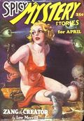 Spicy Mystery Stories (1934-1942 Culture Publications) Pulp Apr 1936