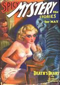 Spicy Mystery Stories (1934-1942 Culture Publications) Pulp May 1936
