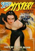 Spicy Mystery Stories (1934-1942 Culture Publications) Pulp Vol. 3 #2