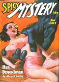 Spicy Mystery Stories (1934-1942 Culture Publications) Pulp Jul 1936