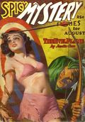 Spicy Mystery Stories (1934-1942 Culture Publications) Pulp Vol. 3 #4