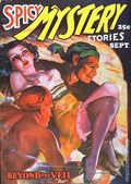 Spicy Mystery Stories (1934-1942 Culture Publications) Pulp Vol. 3 #5