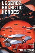 Legend of the Galactic Heroes SC (2016- A Viz Novel) 8-1ST