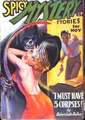 Spicy Mystery Stories (1934-1942 Culture Publications) Pulp Vol. 4 #1