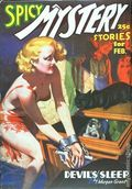 Spicy Mystery Stories (1934-1942 Culture Publications) Pulp Vol. 4 #4