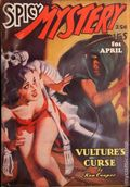 Spicy Mystery Stories (1934-1942 Culture Publications) Pulp Vol. 4 #6