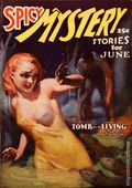 Spicy Mystery Stories (1934-1942 Culture Publications) Pulp Vol. 5 #2